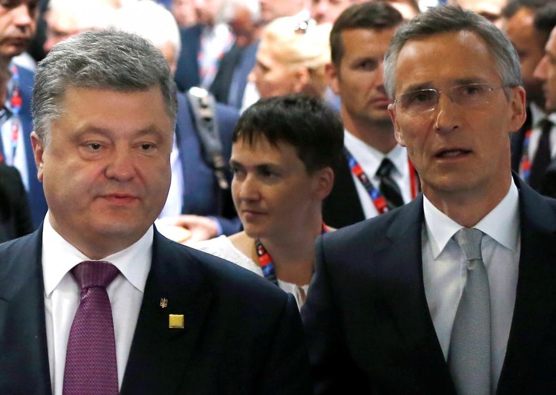 Петро Порошенко заявив про запуск Україною процесу набуття статусу поглибленого партнера Північноатлантичного альянсу.