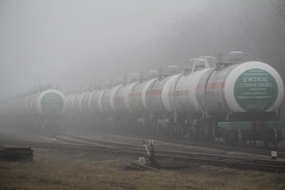 Найдешевший газ продається в столичному регіоні. З урахуванням прихованих знижок після подорожчання ціна на ЗВГ у Києві склала 8,73-8,74 грн/л (на стелі 9,43-9,44 грн/л).