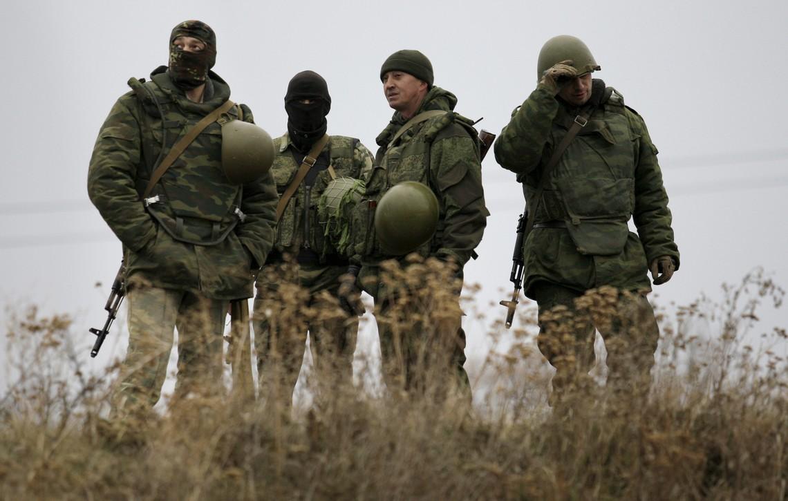 Проросійські бандформування продовжують вести вогонь із забороненої 122-міліметрової артилерії.