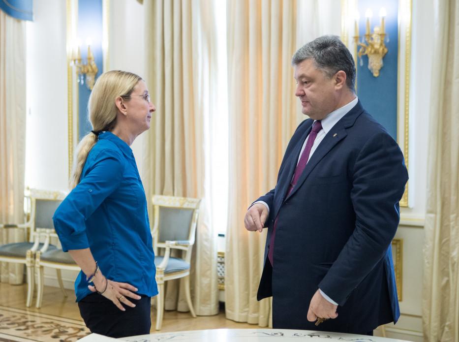 Президент України Петро Порошенко запросив медика, волонтера Уляну Супрун стати заступником міністра охорони здоров'я.