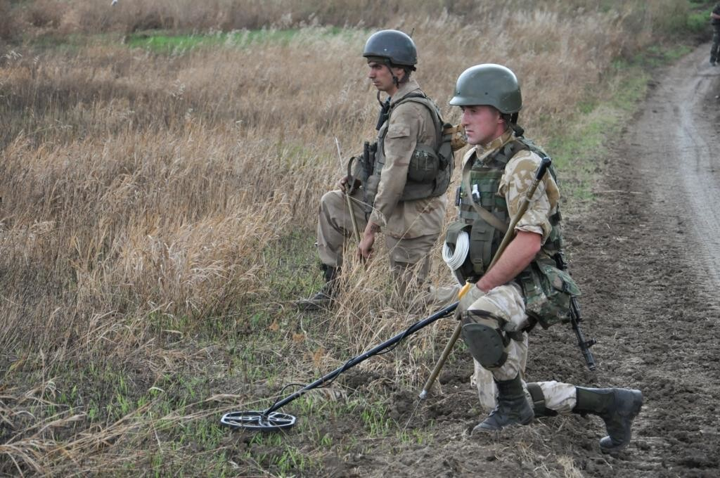 За минулу добу в результаті бойових дій один український військовий загинув, четверо отримали поранення.