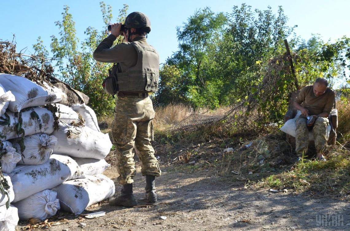 За минулу добу в результаті бойових дій один український військовий загинув, чотири наших військовослужбовця отримали поранення.