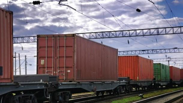 Через російську блокаду на українсько-білоруському кордоні стоять 130 вагонів українського транзиту до Середньої Азії.