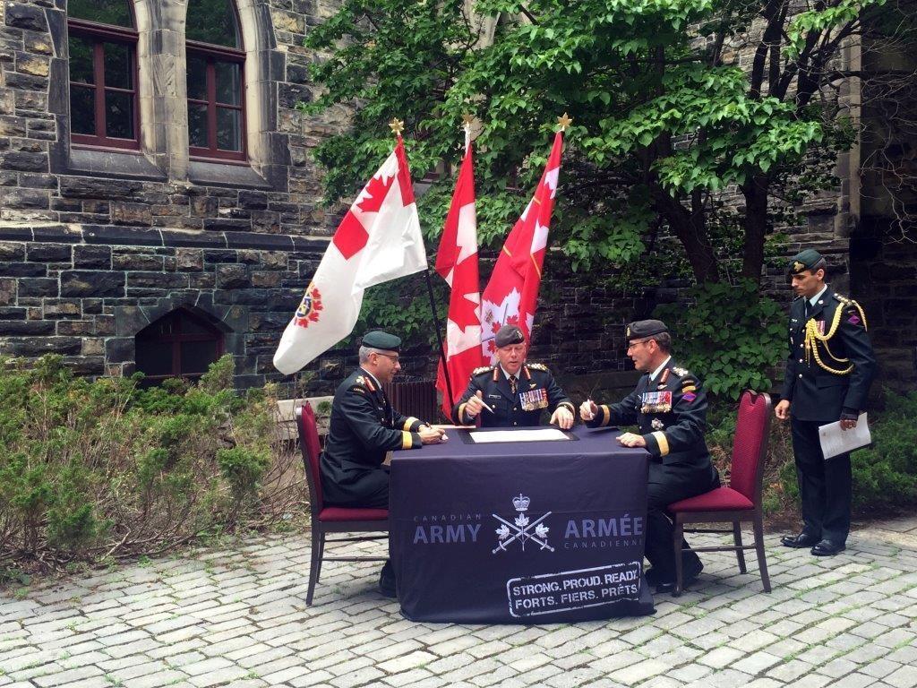 Онук українських емігрантів Пол Винник призначений командувачем Сухопутних військ Збройних сил Канади.