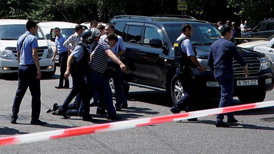 У Міністерстві внутрішніх справ Казахстану назвали кількість постраждалих від стрілянини в Алмати.