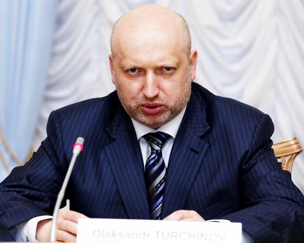 Турчинов відзначає зростання активності агресивних дій окупаційних військ, що тягне за собою безповоротні втрати та системне погіршення ситуації на сході України.