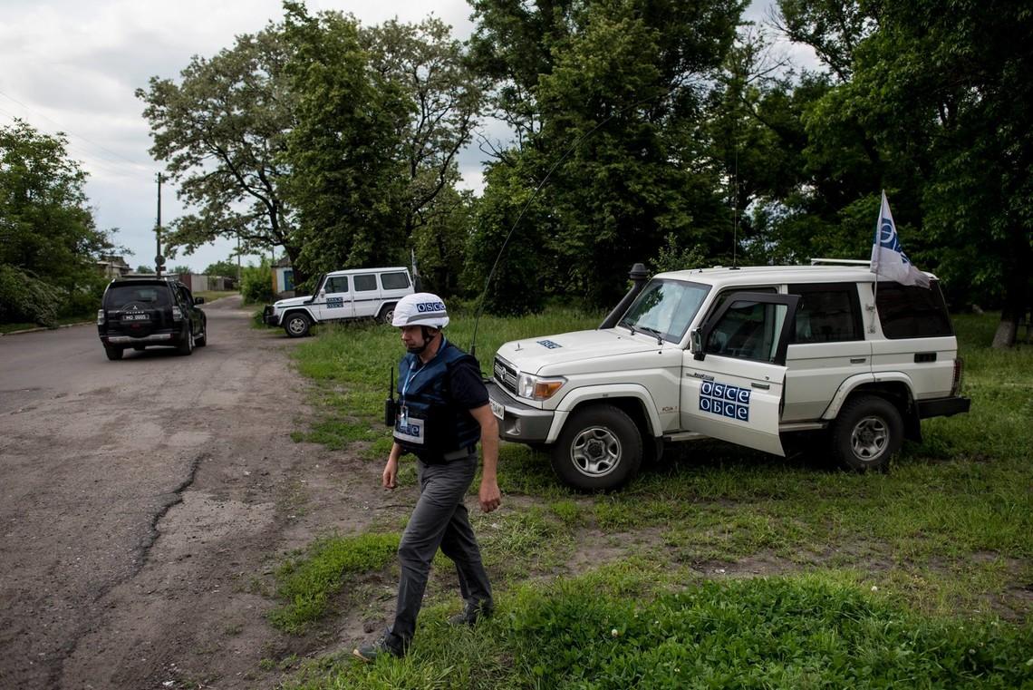 ЗС РФ на Донбасі знову відмовилися надати СММ ОБСЄ свої відомості про порушення режиму припинення вогню за попередню ніч.