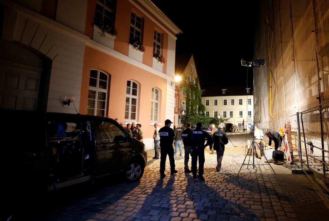 У Німеччині стався черговий теракт – підірвався терорист-смертник. У результаті вибуху було поранено 12 осіб.