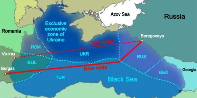 Прокладка трубопроводу потужністю 14 млрд куб. м з Росії до Туреччини потребує витрат близько 0,8–1 млрд євро.