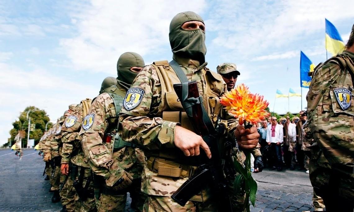 У 2016 році українці продовжують укладати контракти на військову службу в Збройних силах України.