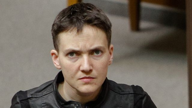 Народний депутат Надія Савченко заявила про старт голодування в підтримку українських полонених.