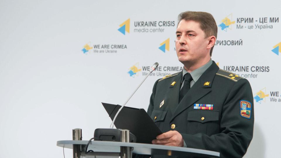 Минулої доби в зоні проведення антитерористичної операції жоден військовий не загинув, двоє українських захисників отримали поранення.