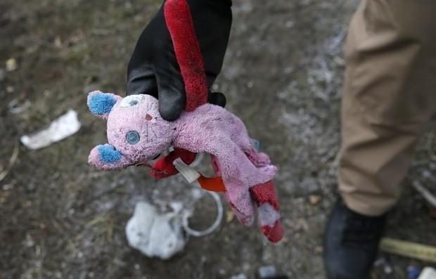 Заступник директора Українського інституту дослідження екстремізму Богдан Петренко назвав кількість загиблих дітей за весь час конфлікту на Донбасі.