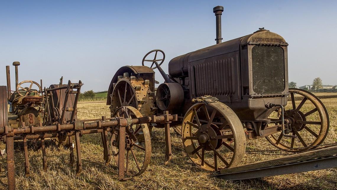Економіка України стає все більш залежною від урожаю лише кількох сільськогосподарських культур.