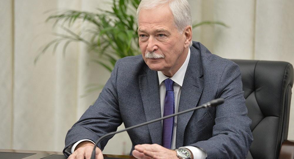 Росія вважає, що сторони конфлікту на Донбасі мають шукати компроміс у питаннях ухвалення базових документів щодо політичного врегулювання.