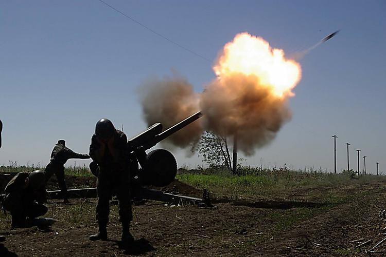 Проросійські бойовики на Донбасі 62 рази відкривали вогонь по позиціям українських військових.
