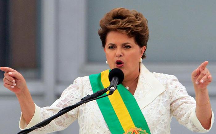 Сенат Бразилії вчора ввечері почав обговорення процедури імпічменту президента країни Ділми Русеф.