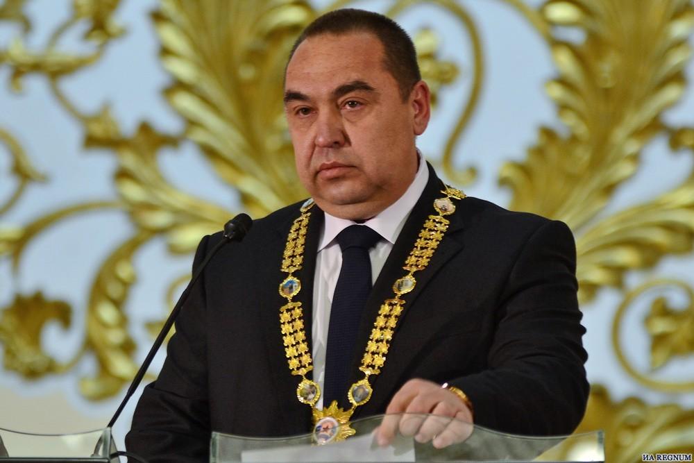 Подільський районний суд Києва викликав ватажка так званої ЛНР Ігоря Плотницького на судове засідання.
