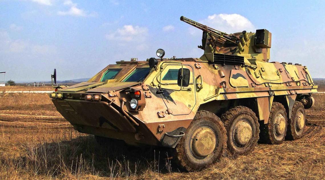 Харків, як регіон, отримав більше державних гарантій – майже 2 млрд гривень на виробництво і ремонт бронетехніки.