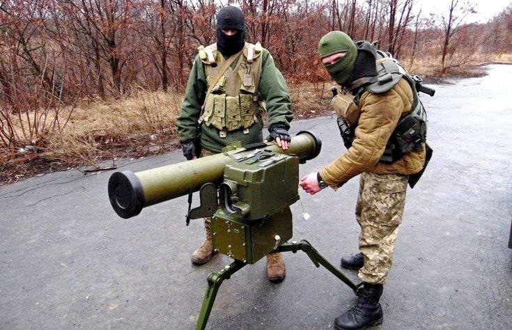 Луч оснащує ЗСУ протитанковими ракетними комплексами (ПТРК) Стугна-П, навчально-тренувальними стендами УТС ПТРК Стугна-П і протитанковими ракетами РК-2С.