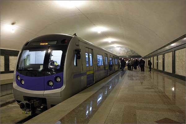 Турецька компанія, яка уклала контракт на будівництво, добудує три станції метро у Дніпрі. Роботи почнуть 20 вересня.