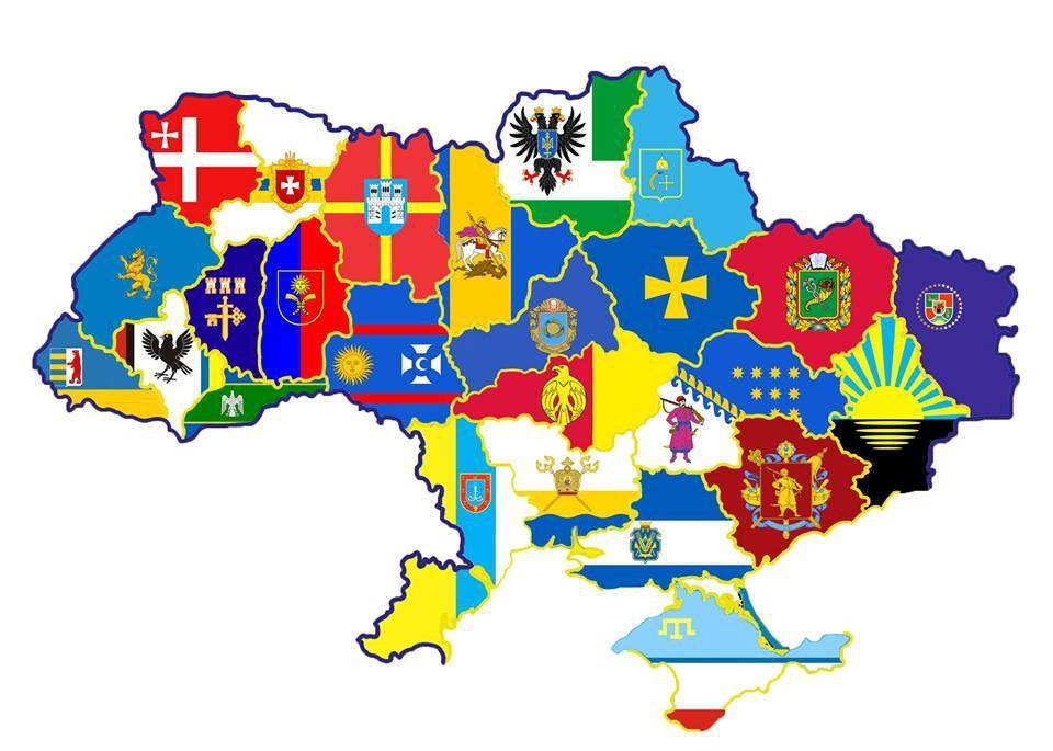 Губернатор Луганської військово-цивільної адміністрації планує побудувати містечко для переселенців у вигляді карти України. Вірить, що це допоможе об'єднати Україну і захистити луганську землю від бойовиків.