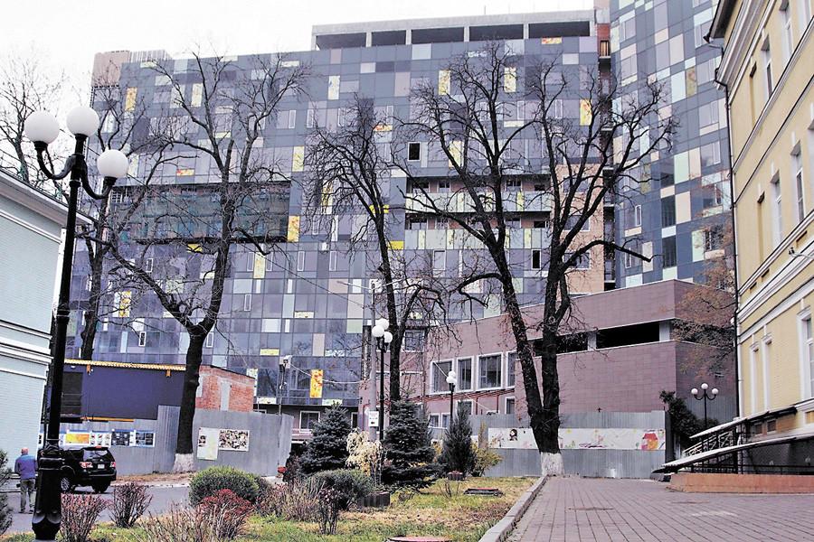 В.о. міністра охорони здоров'я України Уляна Супрун прокоментувала відновлення будівництва Охматдиту.