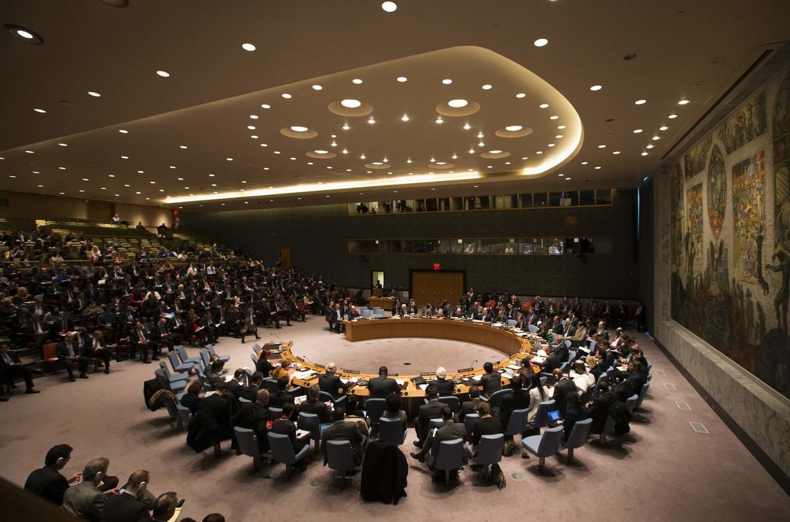 Зустріч Ради Безпеки ООН пройде з ініціативи української сторони, про яку стало відомо сьогодні в другій половині дня.