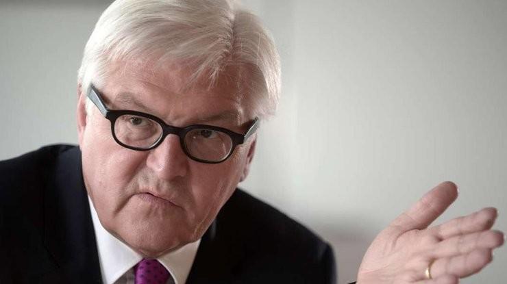 Міністр закордонних справ Німеччини Штайнмаєр підніме питання Криму на зустрічі з міністром закордонних справ Росії Лавровим.