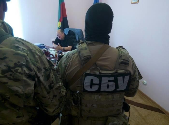 Підозрюваного в організації сепаратизму в Торецьку мера Володимира Слєпцова заарештував краматорський суд.