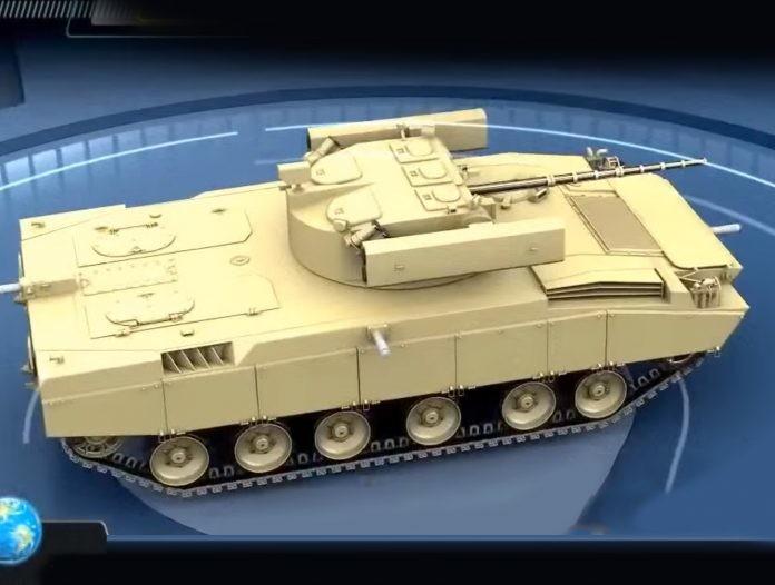 Виробництво нової бронетехніки планують налагодити на потужностях Харківського тракторного заводу.