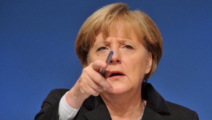 Канцлер Німеччини Ангела Меркель не бачить причин для скасування санкцій проти Росії, оскільки Москва не виконала свої зобов'язання в рамках Мінських угод.