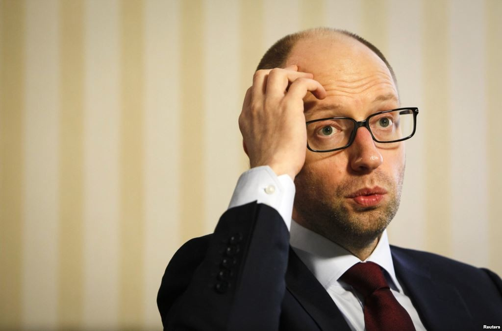 Печерський районний суд Києва викликає на засідання колишнього прем'єр-міністра Арсенія Яценюка як відповідача за позовом бізнесмена Костянтина Григоришина.