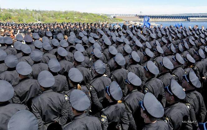 З 22 серпня Національна поліція та Національна гвардія переходять на посилений режим несення служби в зв'язку зі святкуванням Дня незалежності.