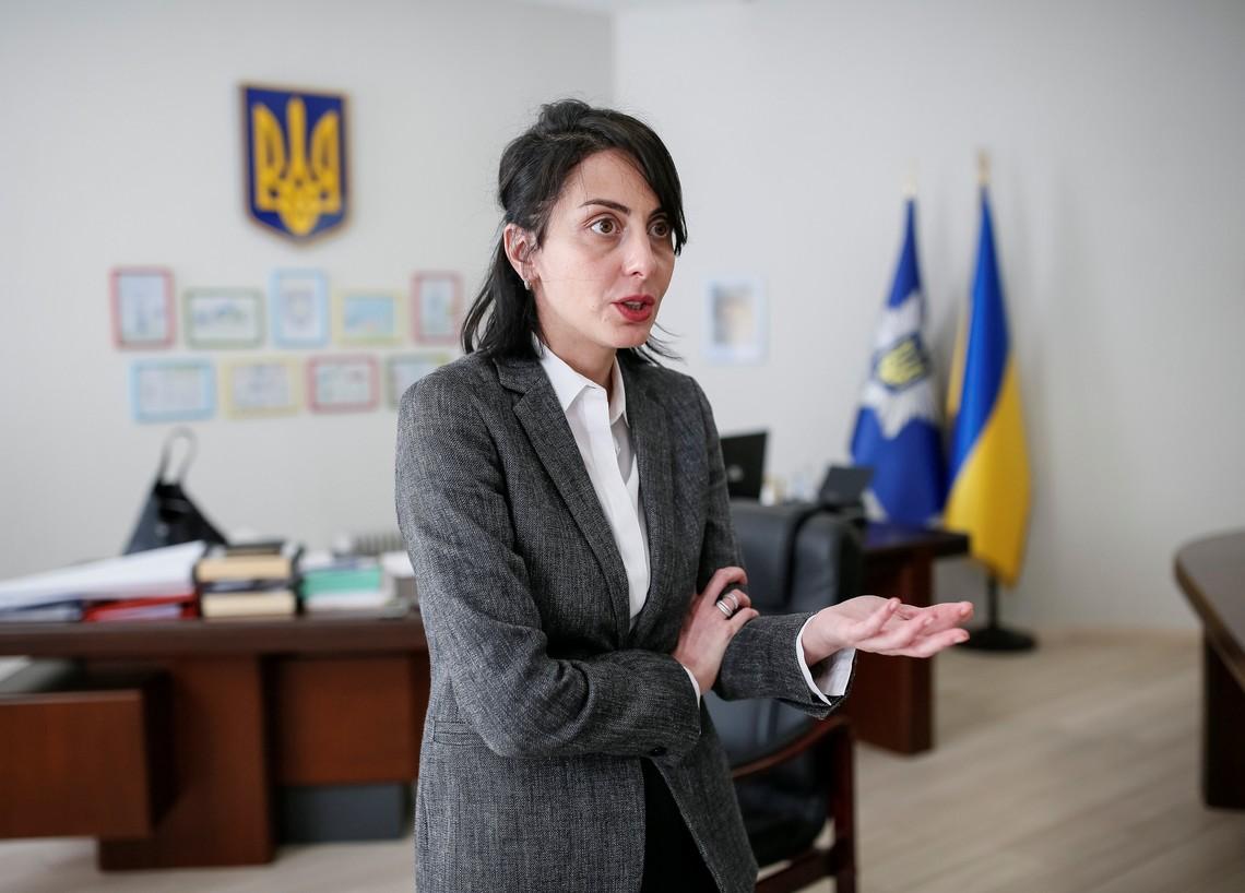 Голова Національної поліції України Хатія Деканоїдзе заявляє про відсутність наразі великого прориву в розкритті вбивства журналіста Павла Шеремета.