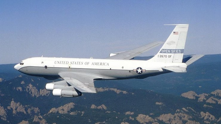 Над територією Росії в рамках Договору про відкрите небо виконає спостережний політ спільна місія США та України.