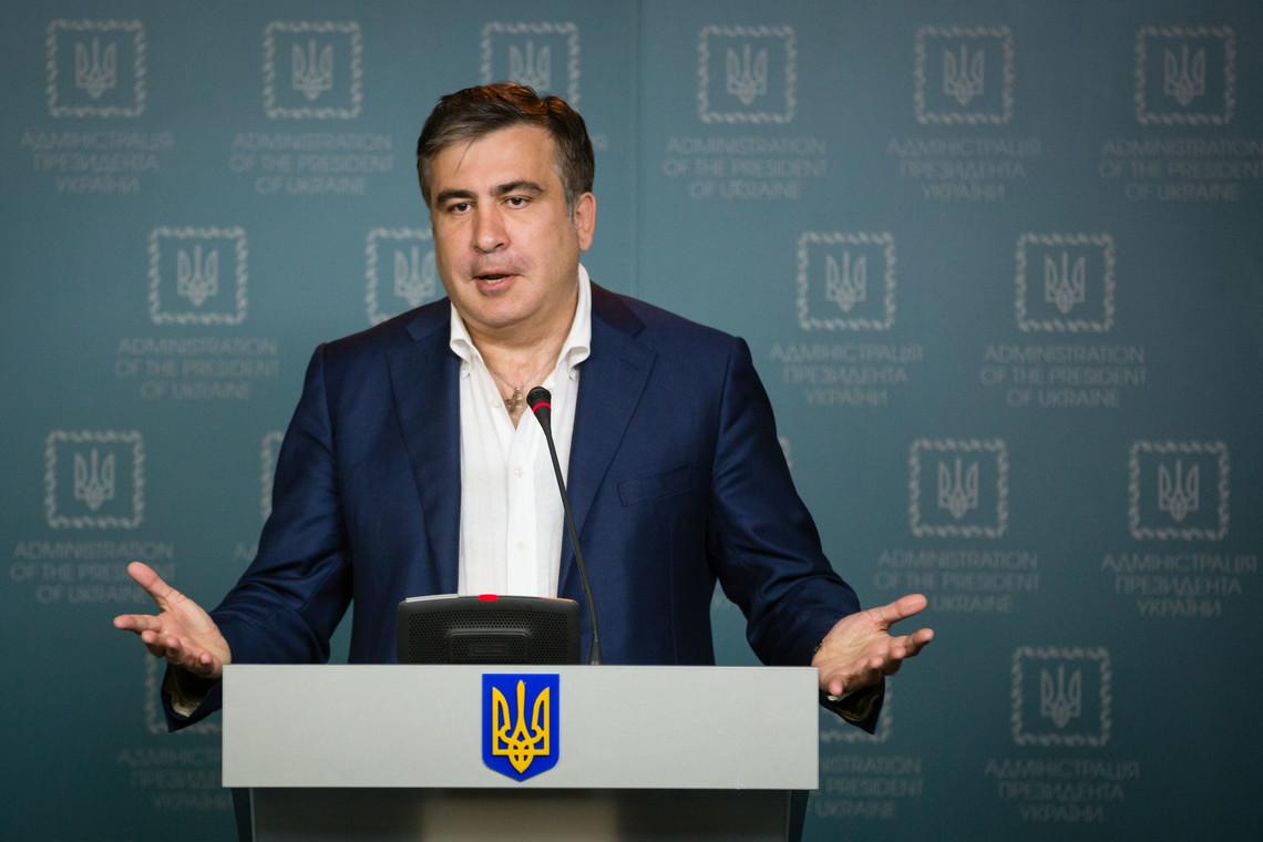 Губернатор Одещини Міхеіл Саакашвілі назвав провалом виступ української олімпійської збірної в Ріо.