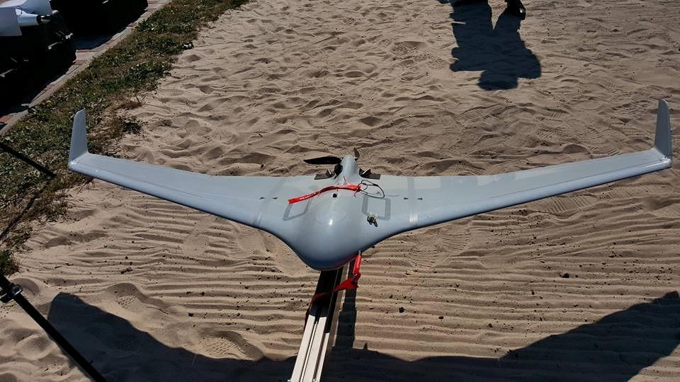 В Житомирській області провели демонстраційні польоти різних зразків БПАК в умовах застосування засобів радіоелектронної боротьби.