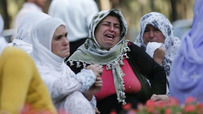 Вибух прогримів на дорожньому контрольно-пропускному пункті поліції в Джизре провінції Ширнак на південному сході Туреччини.