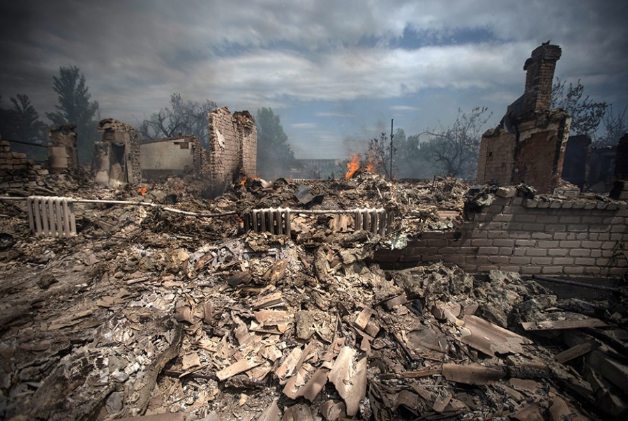 Бойовики незаконних військових формувань не припиняють обстріли українських позицій, у результаті яких за добу загинув один військовослужбовець ЗСУ.