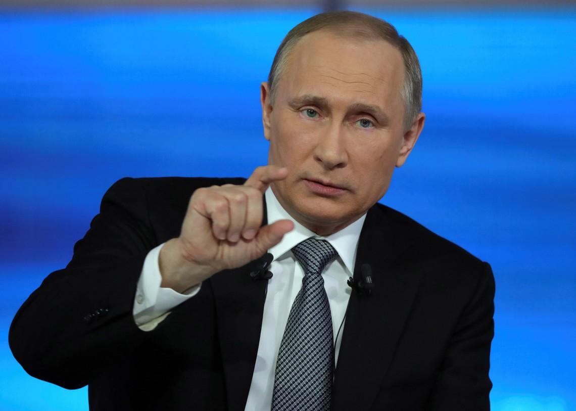Президент Росії Володимир Путін схвалив введення курортного збору для окупованого Криму та російських регонів, які мають санаторно-курортні комплекси.