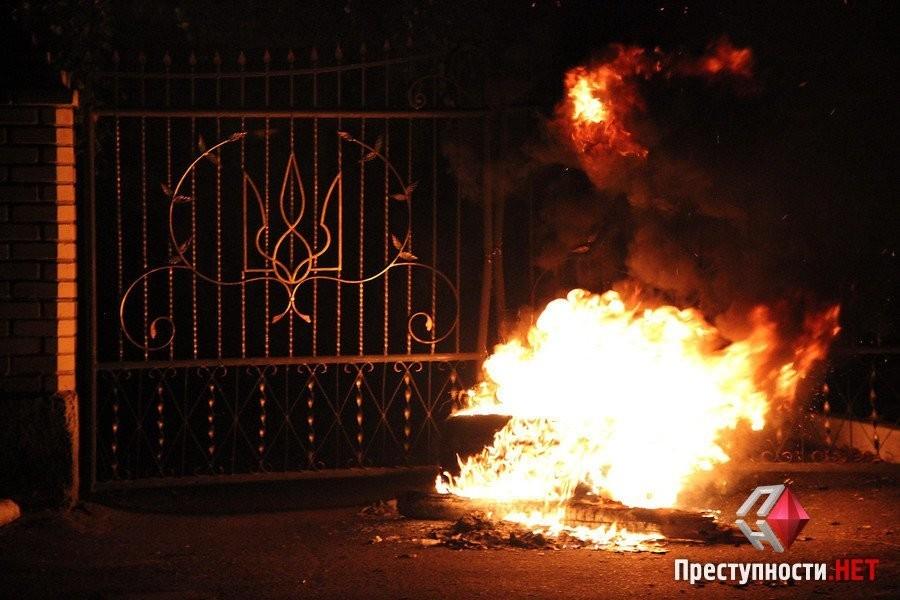 Очільник Кривоозерської РДА Олексій Мірошниченко прокоментував штурм райвідділу поліції, який стався 25 серпня.