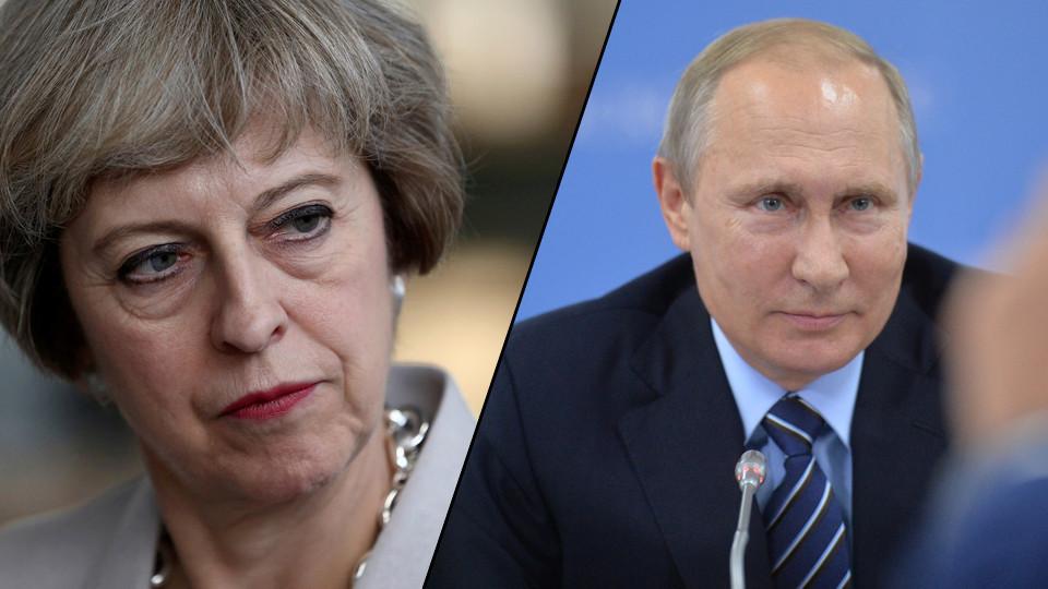 Під час зустрічі на саміті Великої двадцятки лідери Росії та Великобританії обговорили поглиблення співпраці між двома країнами.