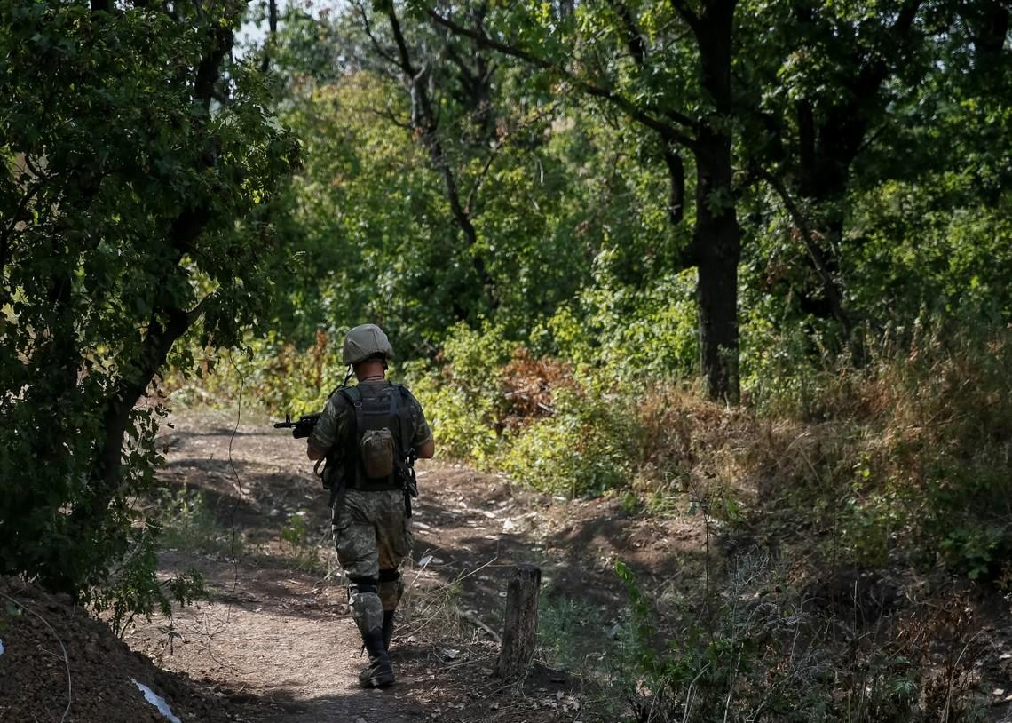 За минулу добу в зоні проведення антитерористичної операції отримали поранення 7 військовослужбовців ЗСУ та один прикордонник.