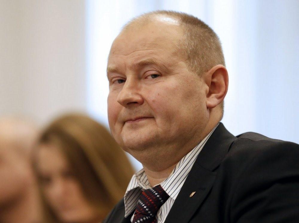 Холодницкий: Судья Чаус находится воккупированном Крыму