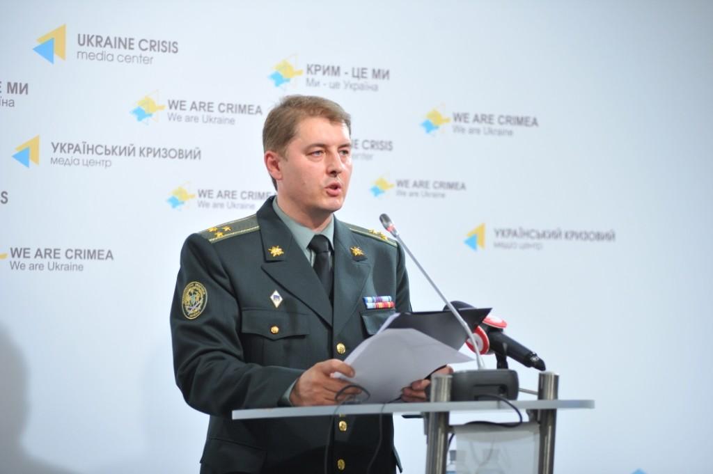 Речник Адміністрації Президента з питань антитерористичної операції розповів про втрати ЗСУ на сході України.