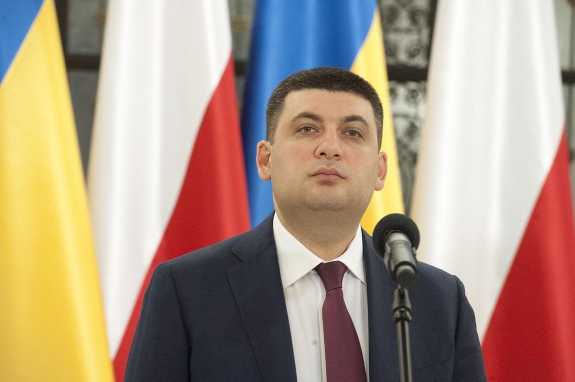Під час зустрічі прем'єр-міністр України повідомив про необхідність консолідації західного світу заради відстоювання європейських цінностей.