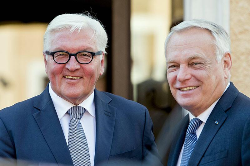 Міністр закордонних справ Німеччини Франк-Вальтер Штайнмайєр і його колега з Франції Жан-Марк Ейро приїдуть з робочими візитами наступного тижня в Україну.