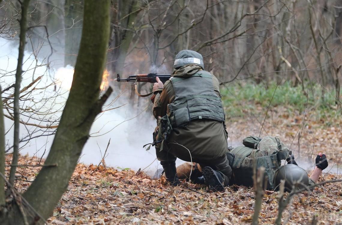Статус учасника бойових дій буде надаватися після 30 діб участі особи в АТО або бойового зіткнення.
