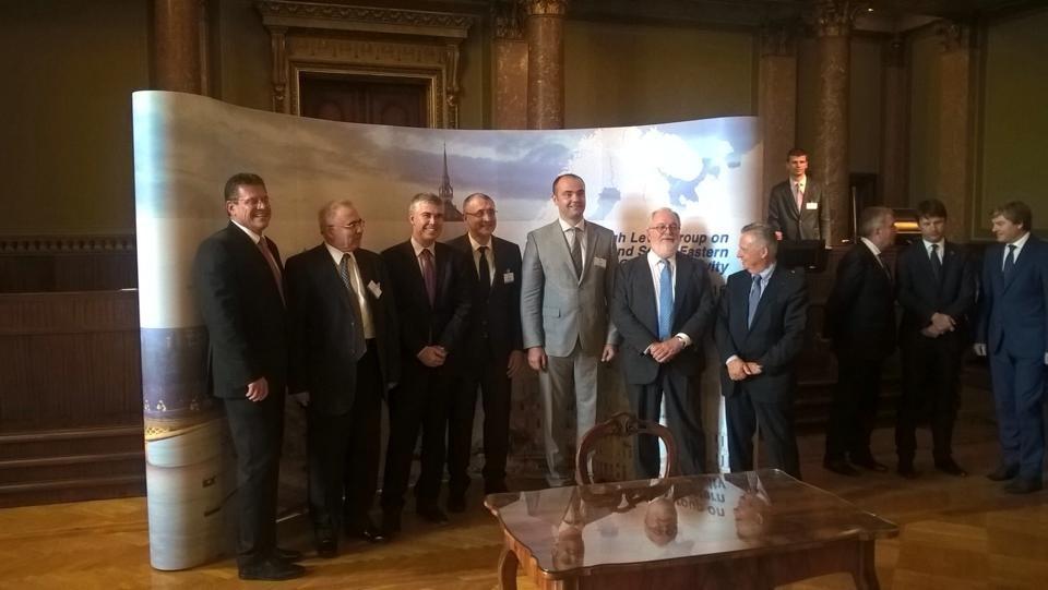 Укртрансгаз підписав меморандум із операторами ГТС Болгарії, Румунії і Греції щодо створення газотранспортного коридору.